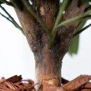 Kunstpflanze TESSA Kirschlorbeer Kugel 50