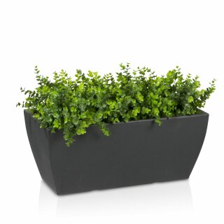 Pflanztrog ARTESA 33 Kunststoff anthrazit matt